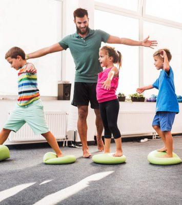 از پوشک - آشنایی با دو بازی برای تقویت عضلات مثانه